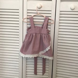 9b3031bcf5dd Other - Adorable toddler suspender skirt